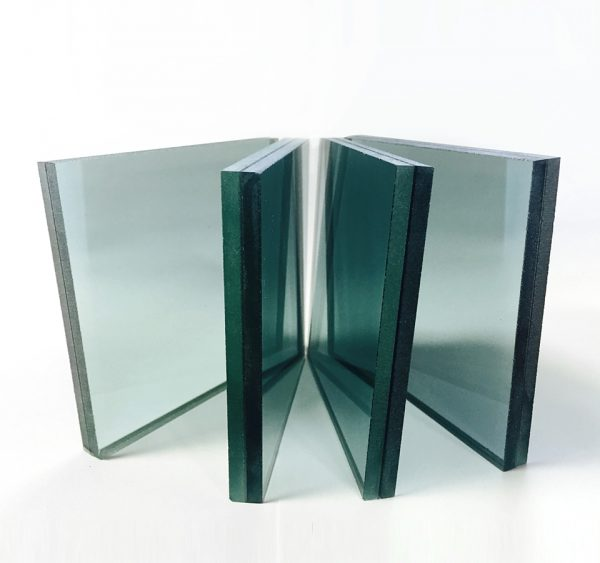 Laminated Toughened Glass 21.5mm